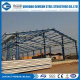 Bajo costo de alta calidad de la estructura de acero Almacén Made in China