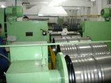El tambor de acero de la línea de producción