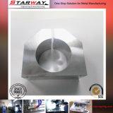 Präzisions-Metall-CNC maschinelle Bearbeitung Soem-ODM-Ss304 316L
