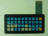 Interruptor de membrana con cúpula metálica-135