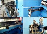 Máquina de dobra hidráulica servo para o metal