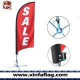 Kundenspezifische Entwurfs-Feder-Markierungsfahne/Teardrop-Markierungsfahne/Wind-Markierungsfahne