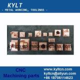 Prodotti lavoranti di CNC dell'alluminio nichelato della Cina di buona qualità