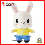 Jouet en peluche personnalisé Peluche Rabbit Stuffed Rabbit Toy