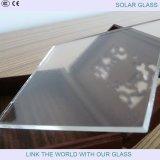 Verre moulé Super White de 3,2 mm pour collecteur solaire