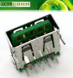 힘 접합기, 큰 현재를 위한 USB3.0 암 커넥터: 5A 의 데이타 전송: 5g/S