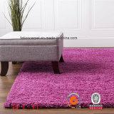 Ruwharige Tapijt van de Deken van het Gebied van de Woonkamer & van de Slaapkamer van de Deken van het pluizig laken het Stevige Lilac 5*8
