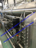 Het Tubulaire Type van Sterilisator van het Deeg van het Fruit van de Sterilisator van het Vruchtesap van UHT van de Temperatuur van Hight