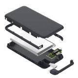 Portátil compacto ultrafino 10000mAh de polímero de Banco de potencia para teléfono móvil