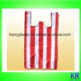 Тип мешки тенниски тельняшки сумок HDPE погани