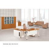 Muebles de oficinas modernos L escritorio ejecutivo de la dimensión de una variable (H30-0131)