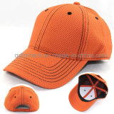 Haute qualité 100% polyester Tissu Casquette de baseball de sport (TMB4474)