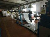 Plastique bon marché très populaire de la Chine le grand pp tissé met en sac la colle