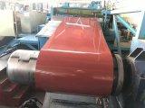 Alu-Цинка цвета катушки PPGL/55% катушка алюминиевого PPGL стального стальная