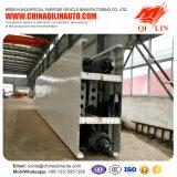 Prix de remorque de lit plat de l'usine 40FT de la Chine à vendre
