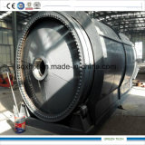 la máquina plástica de la pirolisis 10ton consigue tarifa del petróleo 50-90%