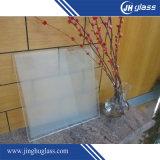 L'acide 10mm sur plat Etch Frost pour porte de douche en verre