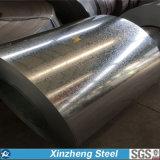 Bobina d'acciaio galvanizzata della lamiera di acciaio del tetto del materiale da costruzione