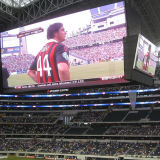Gran pantalla digital P20 al aire libre reloj LED