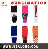 HealongのニットFootball&Soccerはスポーツのホースのフットボールのソックスを強打する