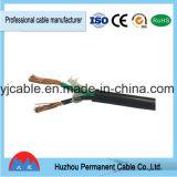 Shanghai 2 mm, 4 mm Alambre Alambre eléctrico de cobre flexible plana
