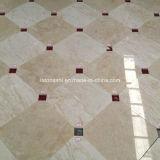 床パターンのための磨かれたベージュ大理石のタイル