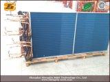 Condensador de farelo azul de cobre de alta qualidade 2016