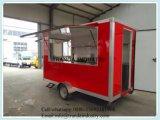 Kundenspezifischer und Treffen-Rats-Neuseeland-Zustimmungs-Standard-Nahrungsmittelwohnwagen
