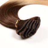 Schnellclip-Haar-Extension, Remy Menschenhaar Extensin