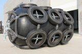 Pára-choques marinhos pneumáticos moldados