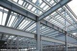 Almacén de la fábrica del taller de la estructura de acero/marco de acero/estructura de acero (SP)