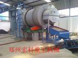 Secador giratório do cilindro do preço de fábrica três