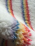 Seis Color Acrylic e Polyester Paint Foller Fabric