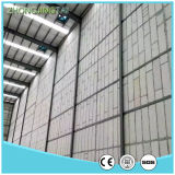 Zjt Lightweigh Soundprof incombustible &edificación industrial, paneles de pared