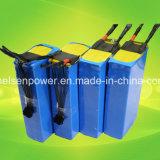 paquete de la batería del Li-ion 24V/12V para el coche y UPS eléctricos, almacenaje de energía solar del golf