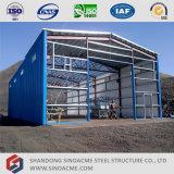 Vor-Ausgeführtes Stahlkonstruktion-Lager-Gebäude