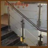 304 316 corrimani di vetro del balaustra del corrimano dell'acciaio inossidabile/(SJ-S130)