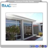 6063--Profilo di alluminio dell'espulsione T5 per la finestra ed il portello con il profilo dell'alluminio e di prezzi più bassi per l'abbellimento della decorazione