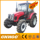 Trattore agricolo di taglia media del trattore 85HP 4WD della rotella/trattore di potere
