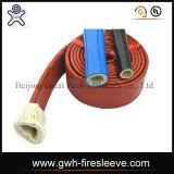 Manchon anti-incendie Sigle Résistant à l'huile Tuyau en caoutchouc haute pression Tuyau hydraulique Braid