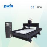 Máquina de gravura de CNC de mármore pesado (DW1224)