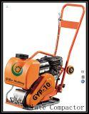 5.5HP 가솔린 진동 격판덮개 쓰레기 압축 분쇄기 진동하는 편평한 쓰레기 압축 분쇄기 Gyp 10