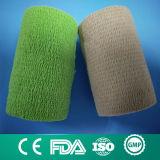 Bandagem Selbsthaftende bandagem coeso, atadura de crepe