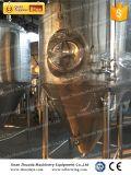 Самый лучший полируя пива заквашивать бак с двойным оборудованием винзавода Zhuoda рубашки охлаждения стены