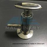 Vanne à échantillon fileté en acier inoxydable sanitaire (ACE-QYF-2F)