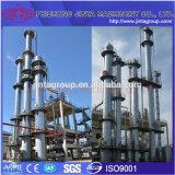 Alcohol alcohol destilado de la columna de rectificación de la planta de destilación de alcohol