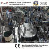 Máquina que ensambla automática no estándar para el hardware plástico