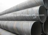 Tubos de aço de aço carbono para tubulação de linha de óleo ou gás