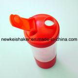 Bottiglia di plastica brevettata dell'agitatore della famiglia di BPA liberamente