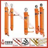 Cilindros hidráulicos de alta presión para el excavador